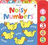 Felicity Brooks Noisy Numbers (Noisy Books)