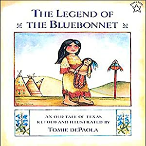 The Legend of the Bluebonnet Audiobook