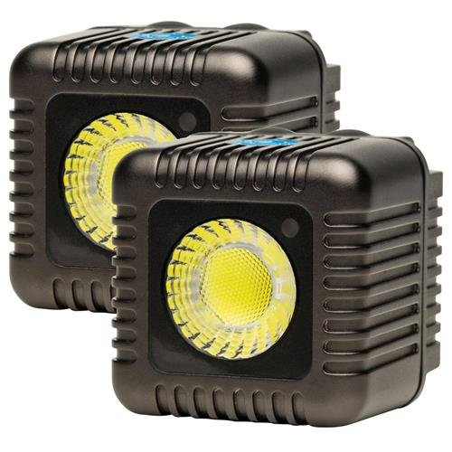 Lume-Cube-1500-Lumen-Light-Gunmetal-Grey-Two-Pack