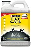 Tidy Cats Cat Litter Clumping 4-in-1 Strength 20-Pound Jug