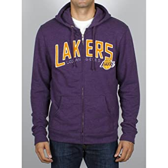 Junk Food LA Lakers Halftime Hoodie Purple by Junk Food