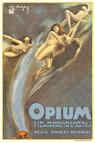 opium-poster-movie-french-b-11-x-17-in-28cm-x-44cm-eduard-von-winterstein-sybill-morel-werner-krauss