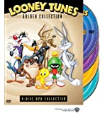 Looney Tunes Golden Collection Volume 1 4-Disc DVD Collection
