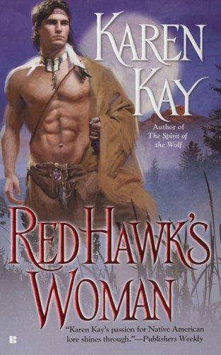 Image for Red Hawk's Woman (Berkley Sensation)