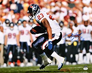 Signed Arian Foster Houston Texans Photo - 16x20 Witness - JSA Certified -... by Sports Memorabilia