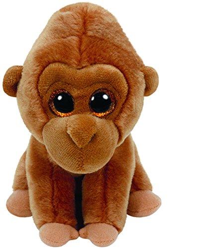 carletto-ty-42123-monroe-con-un-brillo-los-ojos-beanie-babies-gorila-15cm