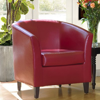 Aargau Leather Chair (Dcor Design Tub Chair compare prices)