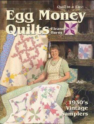 Egg Money Quilts 1930S Vintage Samplers Egg Money Quilts