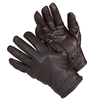 Isotoner Men's Deer Skin Thinsulate Lined Winter Gloves
