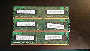 M378T2863QZS-CF7 Samsung 1GB DDR2-800 PC2-6400U Unbuffered DIMM