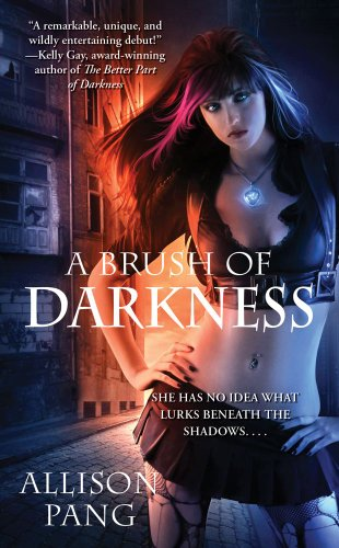 Early Review: A Brush of Darkness by Allison Pang