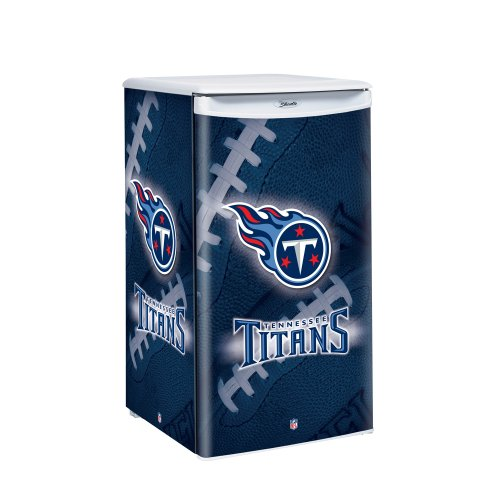 NFL Tennessee Titans Counter Top Refrigerator