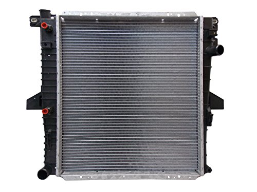 2308 RADIATOR FOR FORD MERCURY FITS EXPLORER MOUNTAINEER 5.0 V8 8CYL (96 Ford Explorer Radiator compare prices)