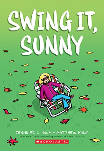 Book Cover: Swing It, Sunny
