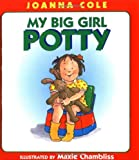 img - for My Big Girl Potty book / textbook / text book