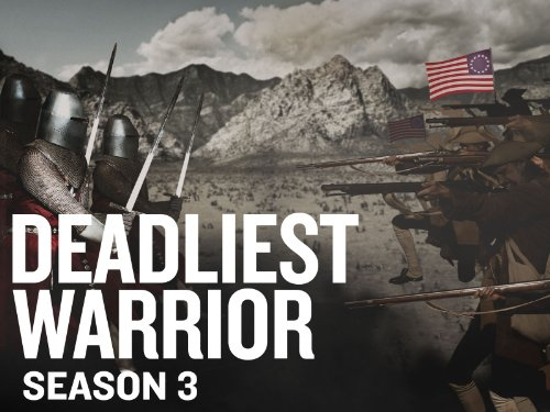 Deadliest Warrior Season 3