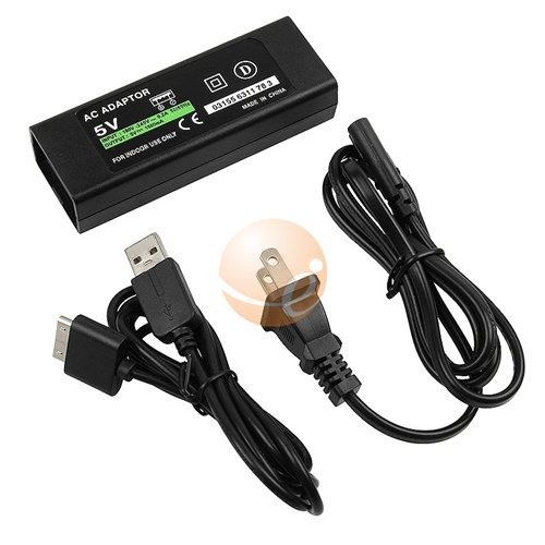 Wall Charger AC Power Adapter For Sony PSP Go