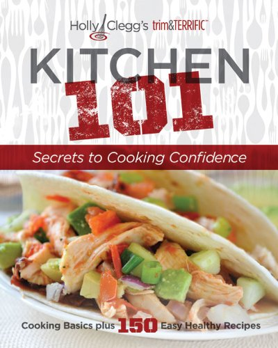 Make this Easy & Quick Chili recipe from Holly Clegg's trim&TERRIFIC KITCHEN 101: Secrets to Cooking Confidence: Cooking Basics Plus 150 Easy Healthy Recipes