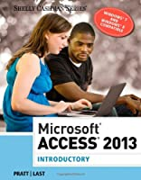 Microsoft Access 2013: Introductory Front Cover