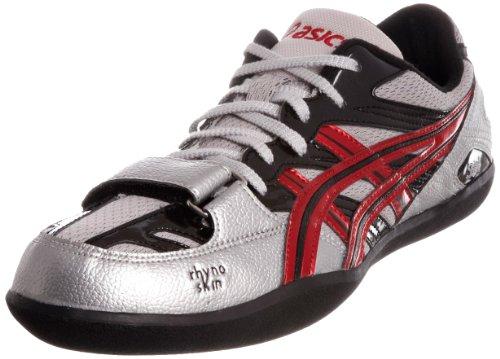 Asics Men's Cyber Throw Beijing Running Shoe Lightning/Fire Red/Black GN8089126 8 UK