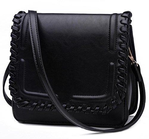 GQQ NUOVA spalla borse borse moda Dacron PU per Shopping Party e sul posto di lavoro fino a 4 L GQ BAG @ , 1