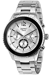Esprit Chronograph White Dial Mens Watch - ES105331005-N