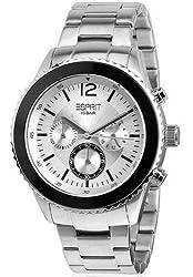 Esprit Chronograph White Dial Mens Watch - ES105331005-N