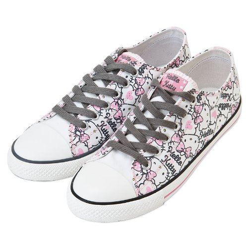 hello kitty adult shoes