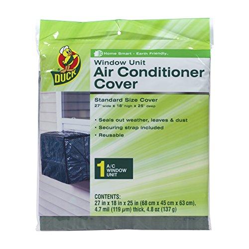 Duck brand 1431014 standard window air conditioner cover for 18 inch window air conditioner