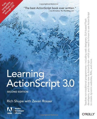 Learning ActionScript 3.0 144939017X pdf