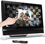 Gateway One ZX4800-07 20-Inch Touch Screen All-in-One Desktop PC (Black)