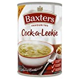 Baxters Favourites Cock-a-leekie Soup 400 g (Pack of 12)