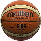 Molten BGL7 Leather Basketball, Official Basketball of FIBA