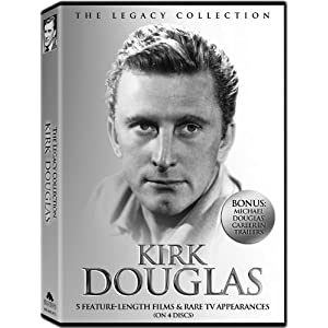 Kirk Douglas: The Legacy Collection movie