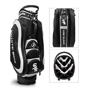Chicago White Sox MLB Medalist Golf Cart Bag - Team Golf by Team Golf