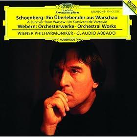 Webern: 5 Pieces for Orchestra, Op.10 - 4. Flie�end �u�erst zart
