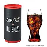 コカ・コーラ + リーデルグラス チューブ缶入り