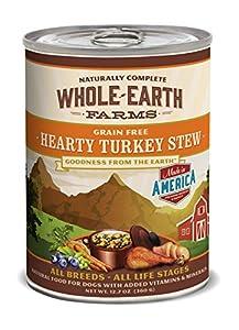 Whole Earth Farms Hearty Turkey Stew, 12.7-Ounce