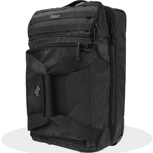 Maxpedition Gear Tactical Rolling Carry-On (Black)