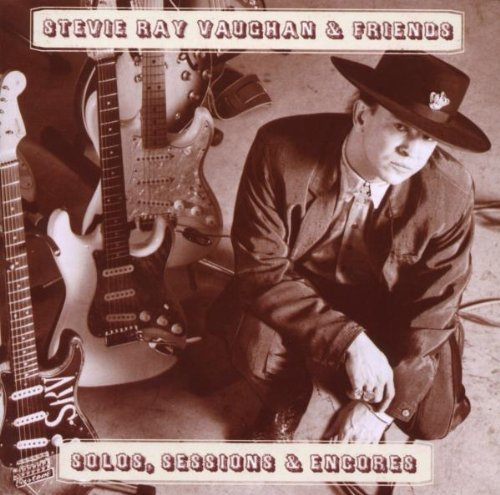 Solos Sessions & Encores by Vaughan, Stevie Ray Import edition (2007) Audio CD by Stevie Ray Vaughan