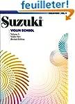 Suzuki Violin School: Violin Part, vo...