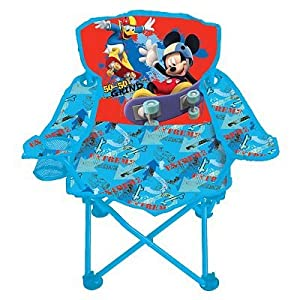 Disney Mickey Mouse Clubhouse Folding Patio Chair from Disney