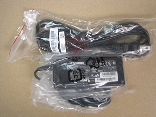 65W 19V AC Power Adapter Charger for Toshiba Satellite C855-S5132NR PSCBLU-03D00P new genuine [] li ion battery 48wh for toshiba satellite c850d 00x series new genuine []