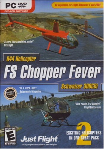 FS Chopper Fever Expansion for MS Flight Simulator X/2004