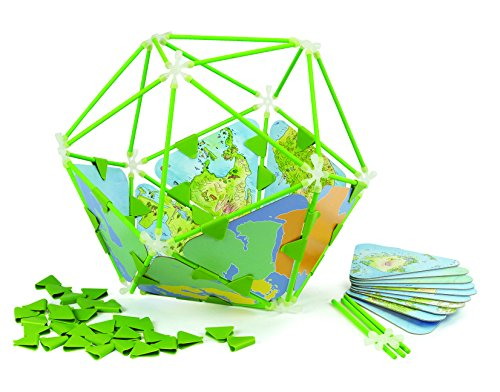 Hape Bamboo Architetrix Globe Set