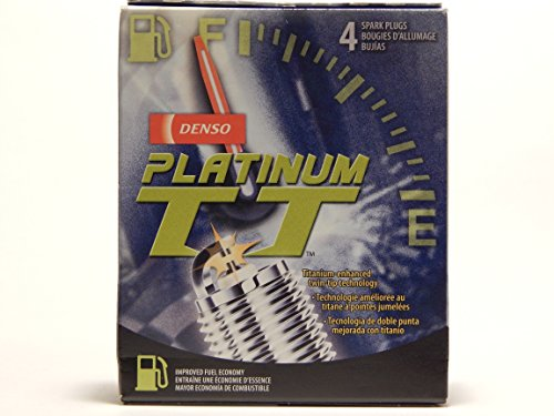 4 PCS *NEW* -- DENSO #4503 PLATINUM T T Spark Plugs -- PK16TT
