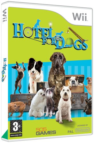 Hotel For Dogs (Wii)