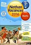 Nathan Vacances Maths - De la 5e vers...
