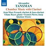 Alexandre Tansman Musique De Chambre Avec Clarinette