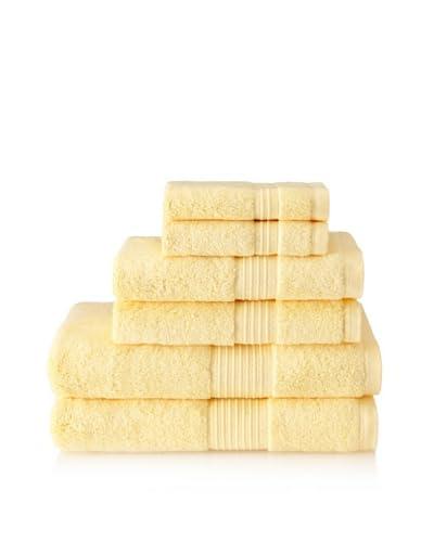 Espalma Prestige 6-Piece Towel Set, Yellow